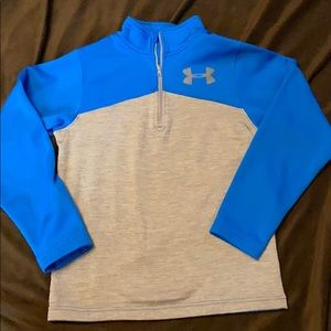 Boys Under Armour Pull Over